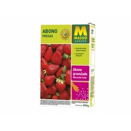 Abono granulado fresas 800gr. (ecológico)