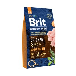 Brit Premium By Nature Senior Small Medium (15Kg)