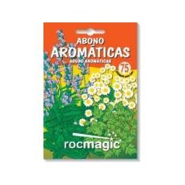 Abono plantas aromáticas Roc Magic (75 gr.)