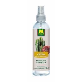 Abono foliar cactus y plantas crasas (250ml)