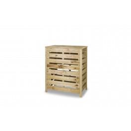 Compostador madera