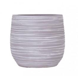 Maceta cerámica Doris