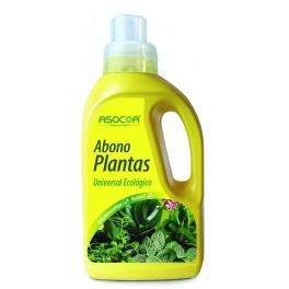 Abono líquido universal ecológico Asocoa (1 litro)