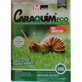 Caraquim mata caracoles y babosas ECO (500 gr)