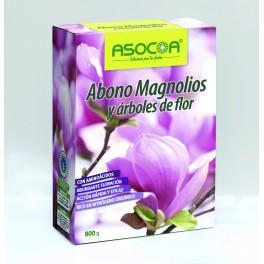 Abono soluble Regenerador Magnolios ecológico Asocoa (1 litro)