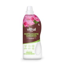 Fertilizante Geranios Vithal Garden (1 litro)