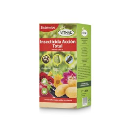 Insecticida acción total (200 ml)