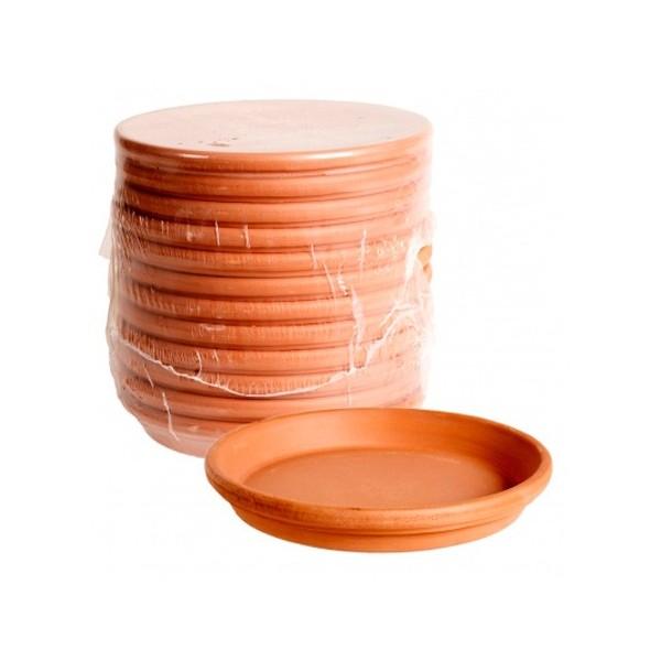 Comprar plato de barro para macetas for Faroles de barro para jardin