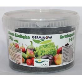 Abono granulado ecológico Germiorganic (2 kg)