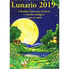 Lunario 2019- Calendario lunar - versión castellano