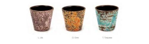 Rústico cerámica