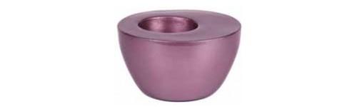 Orquidea cerámica